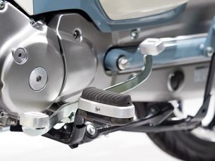 オートバイのステップの写真素材 [FYI03427886]