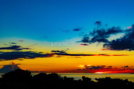 sunsetの写真素材 [FYI03428942]