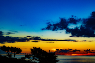 sunsetの写真素材 [FYI03428943]