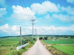 小浜島の写真素材 [FYI03429014]