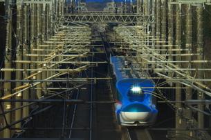 東北新幹線E5系の写真素材 [FYI03429032]