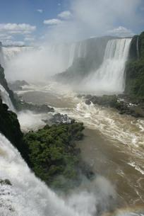イグアスの滝の写真素材 [FYI03429039]
