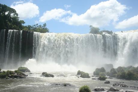 イグアスの滝の写真素材 [FYI03429040]