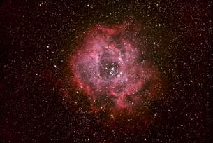 バラ星雲の写真素材 [FYI03429141]