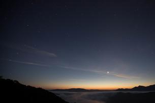 夜明けの写真素材 [FYI03429169]