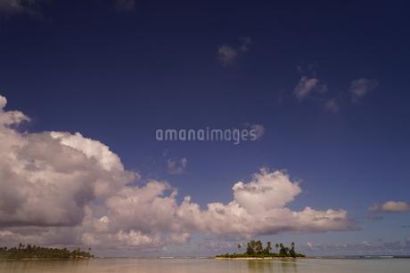 キリバス タラワ島の写真素材 [FYI03429255]