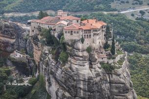 ヴァルラーム修道院の写真素材 [FYI03429281]