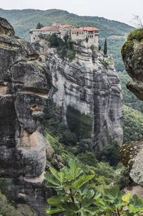 ヴァルラーム修道院の写真素材 [FYI03429283]