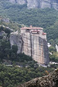 ルサヌー修道院の写真素材 [FYI03429284]