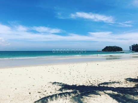 ビンタンビーチの写真素材 [FYI03429433]