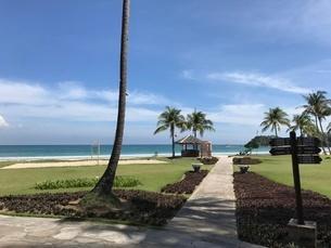 ビンタンビーチの写真素材 [FYI03429485]
