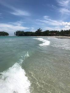 ビンタンビーチの写真素材 [FYI03429486]