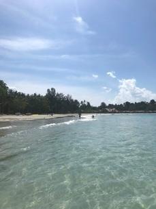ビンタンビーチの写真素材 [FYI03429489]