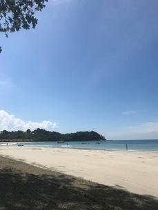 ビンタンビーチの写真素材 [FYI03429490]