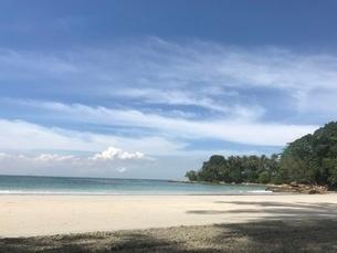 ビンタンビーチの写真素材 [FYI03429491]