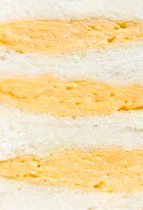 たまごサンド 卵サンドの写真素材 [FYI03429539]