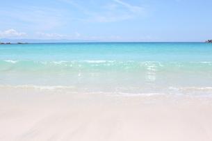 砂浜と海の写真素材(種子島)の写真素材 [FYI03429578]