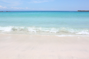 砂浜と海の写真素材(種子島)の写真素材 [FYI03429586]