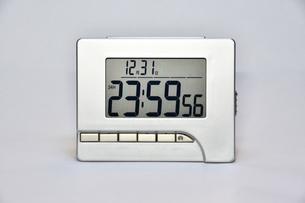 カウントダウン デジタル表示 2020年 年明け4秒前の写真素材 [FYI03429678]