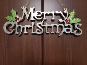 MerryChristmasの写真素材 [FYI03429757]