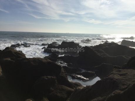 南房総の海の写真素材 [FYI03430171]