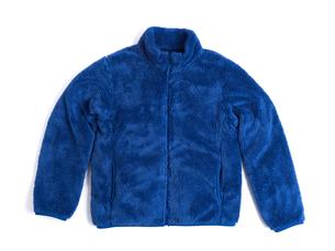 子供服 フリースジャケットの写真素材 [FYI03430760]