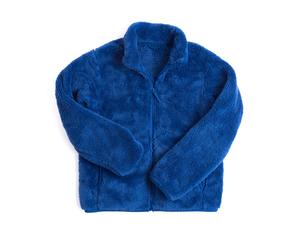 子供服 フリースジャケットの写真素材 [FYI03430762]