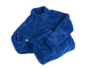 子供服 フリースジャケットの写真素材 [FYI03430763]