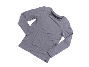 子供用の長袖シャツの写真素材 [FYI03430764]