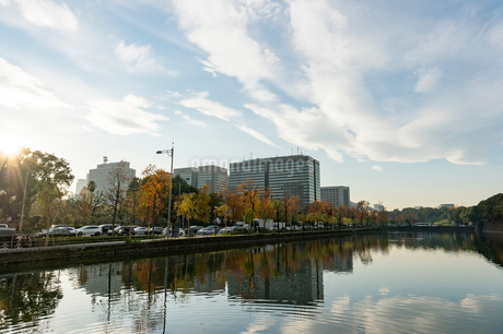 東京の風景の写真素材 [FYI03431131]