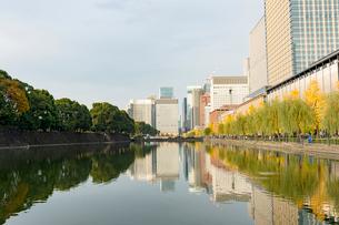東京の風景の写真素材 [FYI03431134]