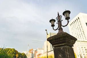 東京の風景の写真素材 [FYI03431135]