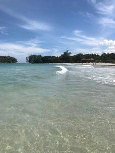 ビンタン島 ビーチの写真素材 [FYI03432233]