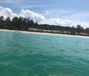 ビンタン島 ビーチの写真素材 [FYI03432234]