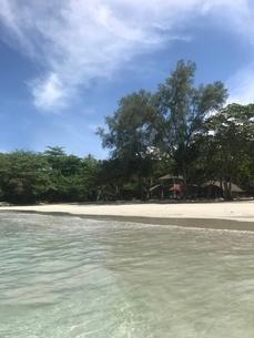 ビンタン島 ビーチの写真素材 [FYI03432235]
