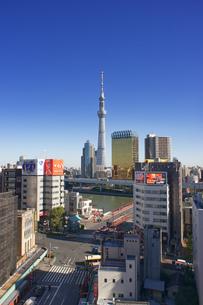 東京スカイツリーの写真素材 [FYI03433147]