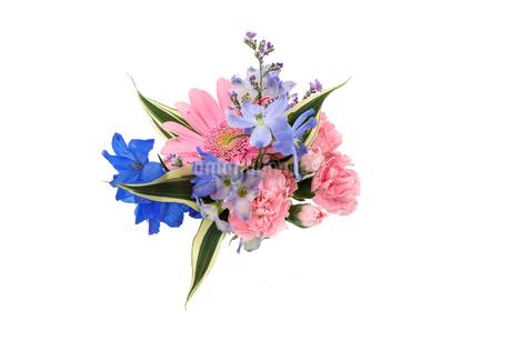 様々な花のブーケの写真素材 [FYI03433412]