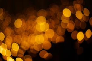 クリスマスイルミネーションのイメージ(背景素材)の写真素材 [FYI03433504]