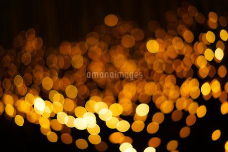 クリスマスイルミネーションのイメージ(背景素材)の写真素材 [FYI03433505]