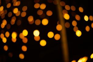 クリスマスイルミネーションのイメージ(背景素材)の写真素材 [FYI03433509]