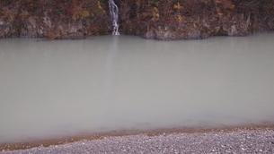 濁った川の写真素材 [FYI03433657]