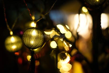 おしゃれな照明のイメージ(インテリアイメージ)の写真素材 [FYI03433770]