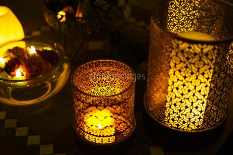 おしゃれな照明のイメージ(インテリアイメージ)の写真素材 [FYI03433775]