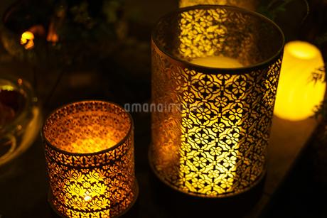 おしゃれな照明のイメージ(インテリアイメージ)の写真素材 [FYI03433776]
