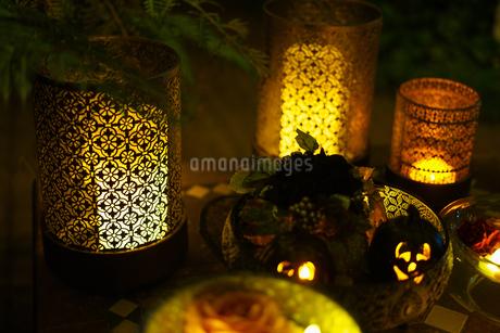 おしゃれな照明のイメージ(インテリアイメージ)の写真素材 [FYI03433779]