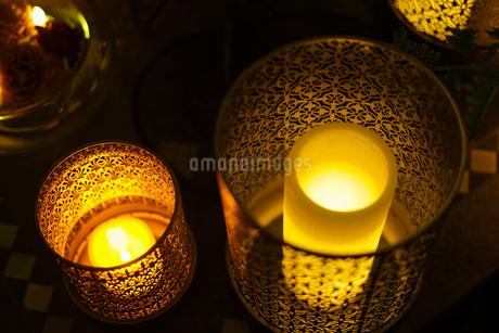 おしゃれな照明のイメージ(インテリアイメージ)の写真素材 [FYI03433782]