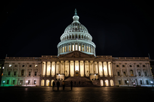 アメリカ合衆国議会議事堂(United States Capitol)の写真素材 [FYI03434300]