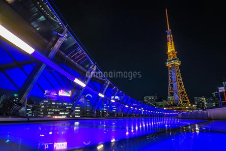 名古屋・オアシス21の写真素材 [FYI03434310]