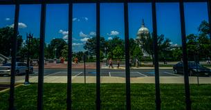 アメリカ合衆国議会議事堂(United States Capitol)の写真素材 [FYI03434312]