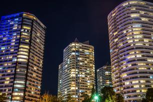 横浜みなとみらいのオフィス街の写真素材 [FYI03434321]